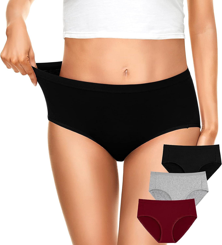 Menstrual Period Underwear for 5 ☆ popular Women 70% OFF Outlet Mid Postpartum Cotton Waist