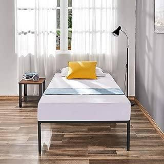 purple twin bed frame