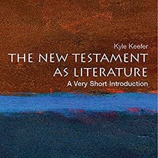 The New Testament as Literature audiobook cover art