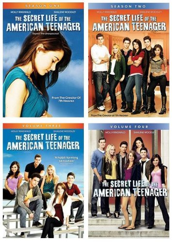 The Secret Life of the American Teenager: Volumes 1-4