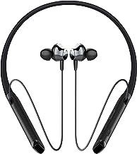 Philips Performance TAPN402BK Hi-Res Audio Bluetooth 5.0 in-Ear Neckband with IPX4 Splash-Proof Design, Vibration Mode, Qu...