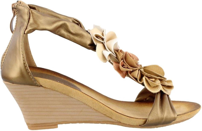 Women's Patrizia, Harlequin Sandal gold MULTI 4 M