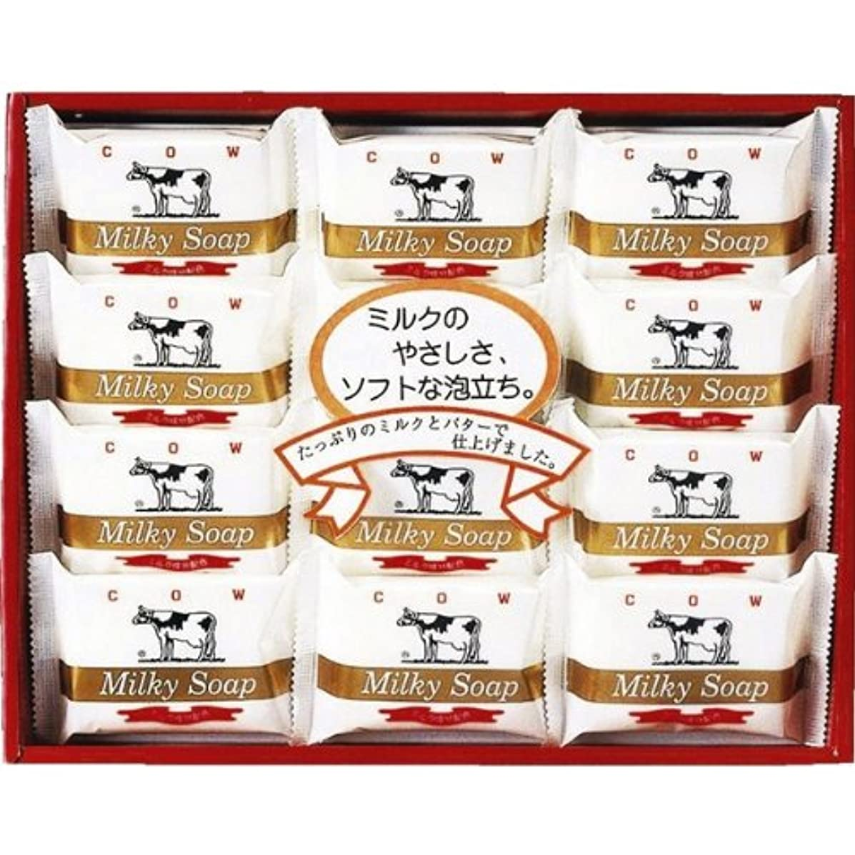装置リマーク関与する牛乳石鹸ゴールド◇ソープセット☆AG-15M