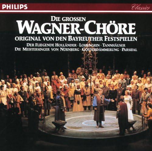 Chor der Bayreuther Festspiele, Orchester der Bayreuther Festspiele, Wolfgang Sawallisch, Silvio Varviso, Karl Böhm & Hans Knappertsbusch