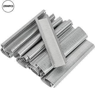 Paquete de anillo de metal tipo C para decoración de jaulas de cercado para trampas de cercado para granja de cocina
