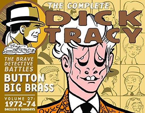 Complete Chester Gould's Dick Tracy Volume 27