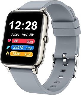 """Judneer Smartwatch, Reloj Inteligente Pantalla TFT de 1.4"""", Smartwatch Impermeable IP67 para Mujer Hombre, Pulsera Activid..."""