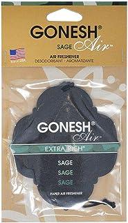 GONESH ペーパーエアフレッシュナー セージ