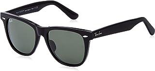 راي بان نظارات شمسية مربع ، اخضر ، RB2140F 901 54
