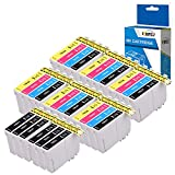 Fimpex Compatible Inchiostro Cartuccia Sostituzione Per Epson WorkForce WF-2010W WF-2510WF WF-2520NF WF-2530WF WF-2540WF WF-2630WF WF-2650DWF WF-2660DWF WF-2750DWF WF-2760DWF 16XL (B/C/M/Y, 30-Pack)