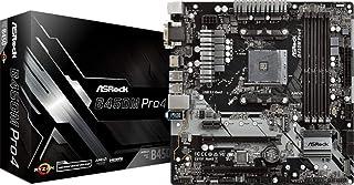 ASRock B450M Pro4 Buchse AM4 AMD B450 ATX