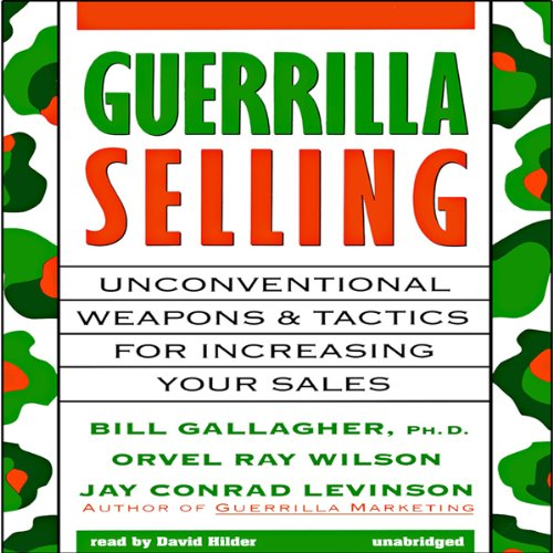Guerrilla Selling cover art
