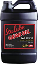 Sta-Lube SL2473 API/GL-5 Plus New Generation Limited Slip Gear Oil - 1 Gallon