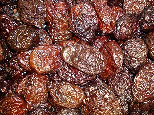 Ciruelas de Agen 2 kg | con núcleos | Ciruelas Pasas con Hueso de Agen 2 Kg | Origen Francés | Tiernas, Suaves, Sabrosas y Jugosas | Fruto Seco Deshidratado | Ricas en Fibra y Antioxidante Natural