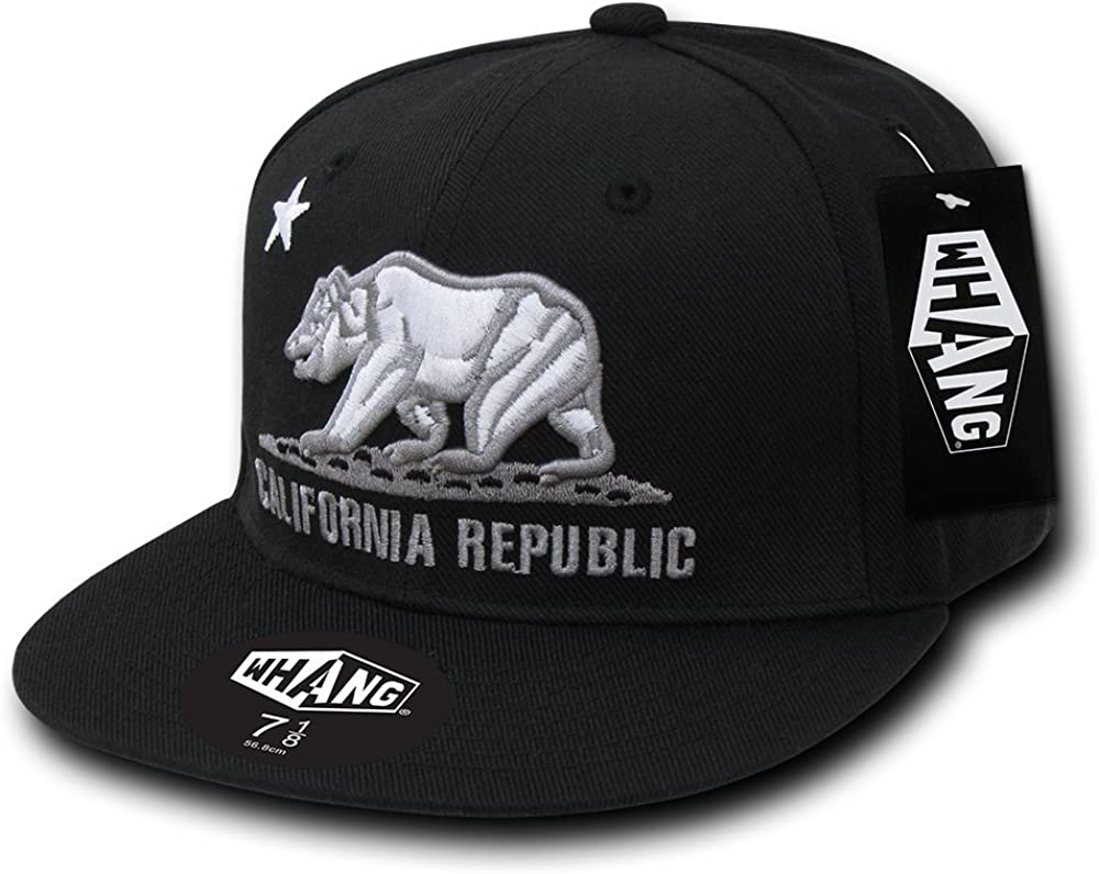 WHANG Retro Fitted Cap
