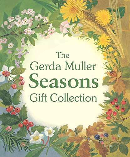 The Gerda Muller Seasons Gift Collection: Spring, Summer, Autumn and Winter