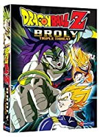Dragon Ball Z: Broly [DVD] [Import]