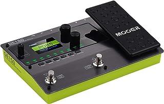Muslady MOOER GE150 Pedal de Modelado de Amplificador y Efectos Múltiples 55 Modelos de Amplificador 151 Efectos 80s Looper 40 Ritmos de Batería 10 Metrónomo Tap Tempo Función OTG