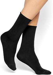 fa38b18da4f03 Amazon.fr : BLEUFORET - Chaussettes et collants / Femme : Vêtements