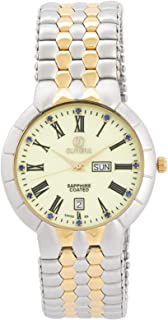 Olivera Dress Watch for Men, Analog, Stainless Steel, OGP2490