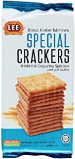 Lee Crackers 400g (628MART) (Special, 12 Pack)