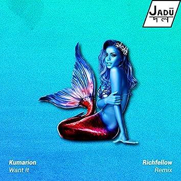 Want It (Richfellow Remix)