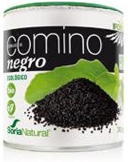 Semillas de Comino negro Ecológico 240 Grs SORIA NATURAL