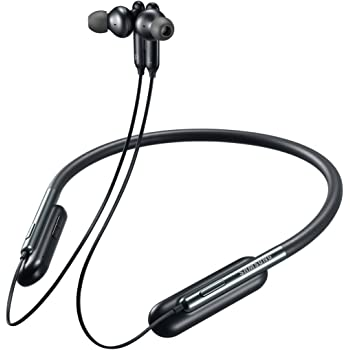 Samsung U Flex in-Ear Bluetooth Headphones with Mic (Black)