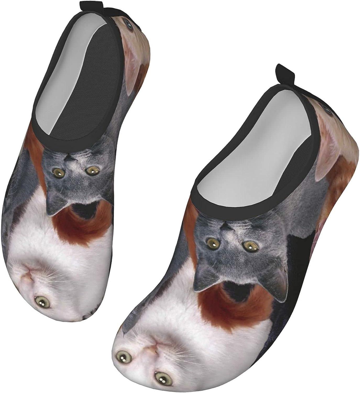 JZDACH Men Women Adult Quick Drying Water Shoes Water Yoga Socks Sport Aqua Shoes