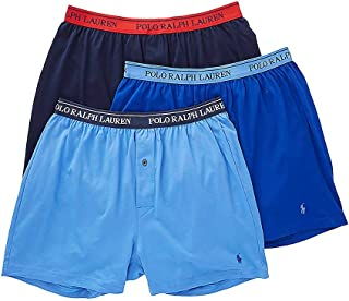 Polo Ralph Lauren Men's 3-Pack Knit Boxer