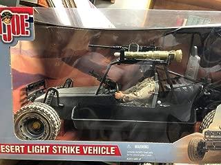 GI Joe Chenowth Desert Light Strike Vehicle with Exclusive G.I. Joe Action Figure