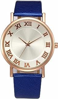 Women's Analog Quartz Watch,ODGear On Clearance Wrist Watch Retro Digital Dial NW11 (Blue)