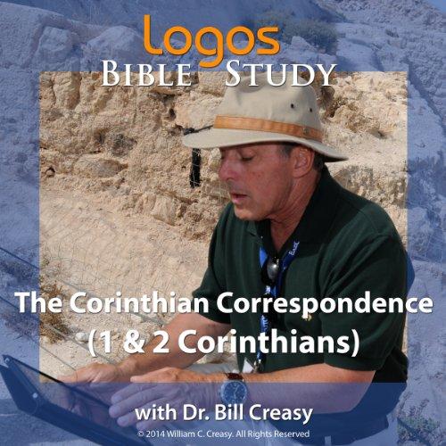 The Corinthian Correspondence (1 & 2 Corinthians) audiobook cover art