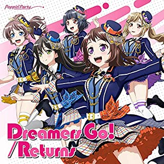 Dreamers Go!/Returns[通常盤]