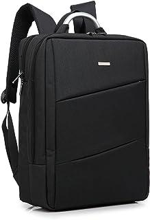 حقيبة ظهر CoolBELL 15.6 بوصة، للرجال نحيفة للأعمال والسفر حقيبة كمبيوتر تناسب أجهزة الكمبيوتر المحمول والدفتورية مقاس 17 بوصة