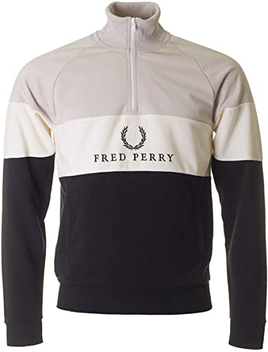 Frot Perry Panel Embroid Sweat