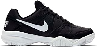 Official Brand Nike City Court 7 Trainers Juniors Boys Black/White Shoes Sneakers Kids Footwear