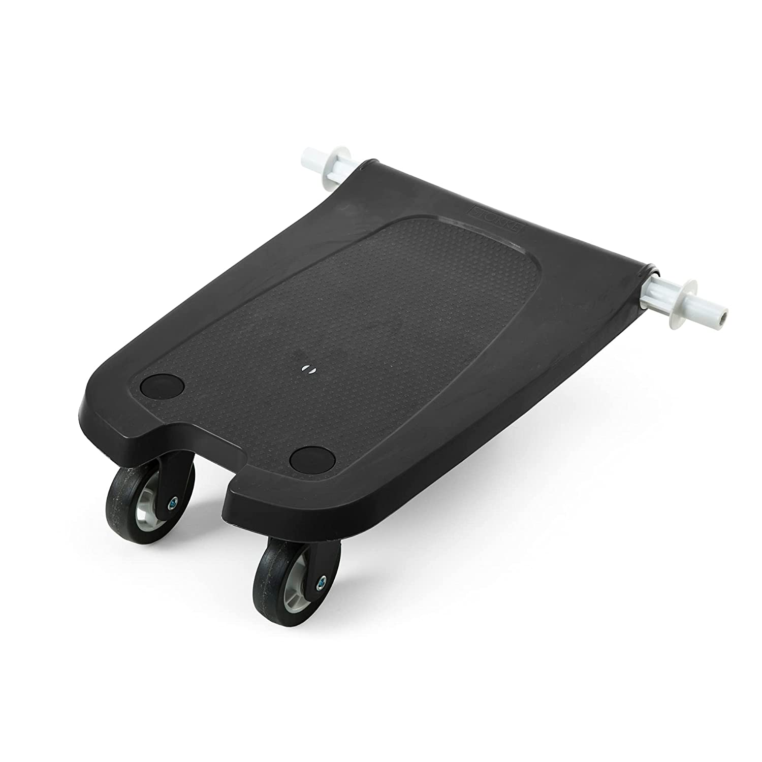 Stokke Xplory Sibling Board, Black - Allows Your Toddler to Ride Next to Their Sibling - Compatible with Stokke Xplory Strollers