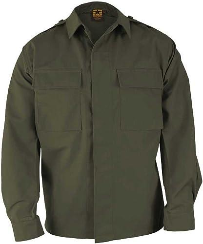 PROPPER F5452 BDU Battle Rip Shirt - Long Olive S Regular FACTORY CODE  INT PRO220591