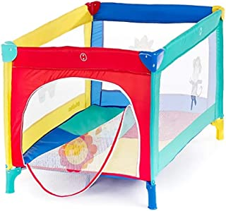 LBYMYB Game Fence Foldable Colorful Suitable For Children s Portable Indoor Super High 76cm Child Safety Fence Child protection  Color 65x125cm