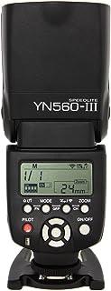 Yongnuo YN-560 OEM III - Flash con Zapata, Negro