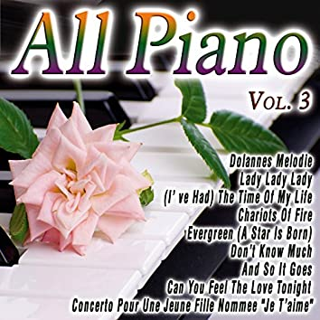 All Piano Vol. 3