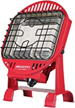 Heater 4200W Estufa de Gas Portátil Calentador,3 Archivos,cerámico Calentamiento de Placas, Interior Estufa de Gas Natural (sin Tanque de Gasolina)