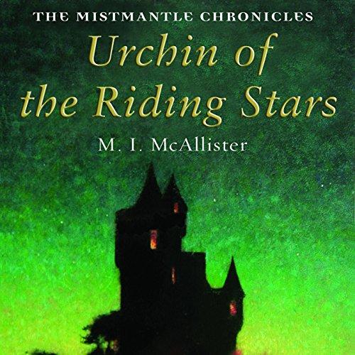 『Urchin of the Riding Stars』のカバーアート