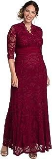 Jkara Plus Size Evening Dresses