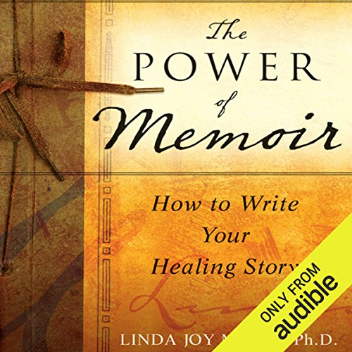 The Power of Memoir audiobook cover art