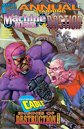 Machine Man & Bastion Annual 1998 #1 (English Edition)