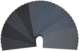 LANHU 400 till 3 000 blandade sandpapper för trämöbler efterbehandling, metallslipning och bilpolering, torr eller våt sli...