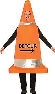 Forum Novelties Men's Traffic Cone Costume