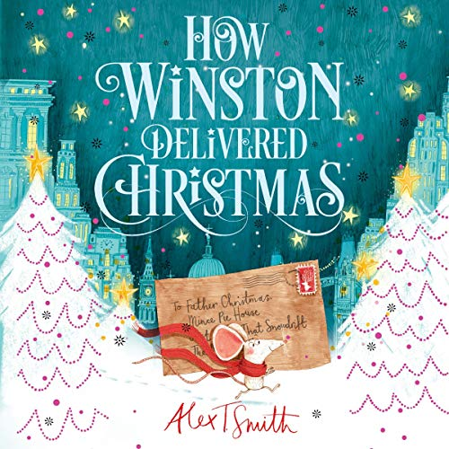 How Winston Delivered Christmas audiobook cover art